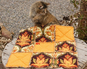 Cat Bed, Pet Blanket, Sofa Cover, Pet Bedding,  Pet Supplies, Fabric Pet Bed, Pet Blanket, Travel Pet Blanket, Pet Bed, Indoor Pet Bed