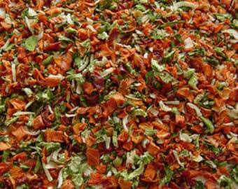 Garden Vegetable Soup Mix, Vegetable Soup Mix, Dried Vegetables, Slow Cooker Vegetable Soup, Vegetables for Soup
