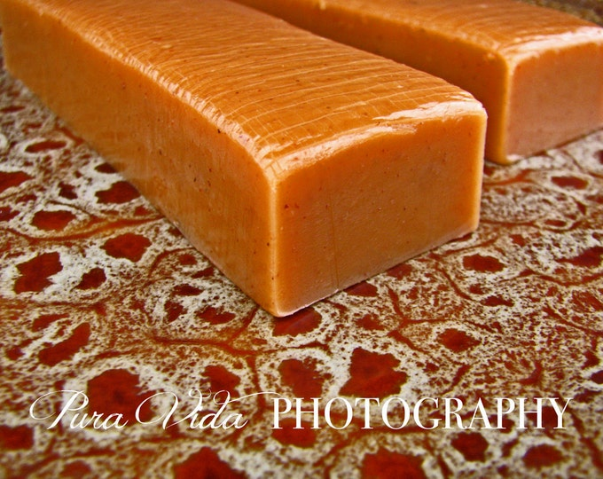 Pumpkin Spiced Caramels - Great for WEDDING, ENGAGEMENT, PARTY Favors