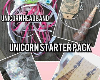Unicorn starter pack