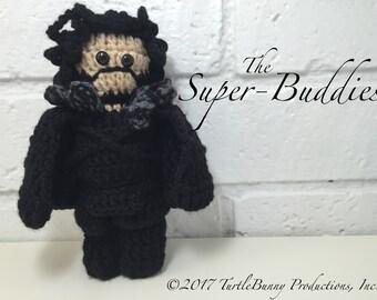 Jon Snow Pop Culture Inspired Nerd Crochet