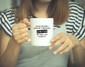 Gift For Writers, Writer Gift, Writer Gifts, Coffee Mug, Writer Mug, Literary Gift, Gifts For Authors, Writer Coffee Mug, Author Gift, Mug