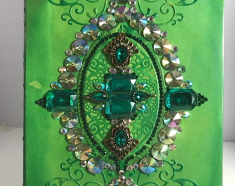Emerald elfin journal