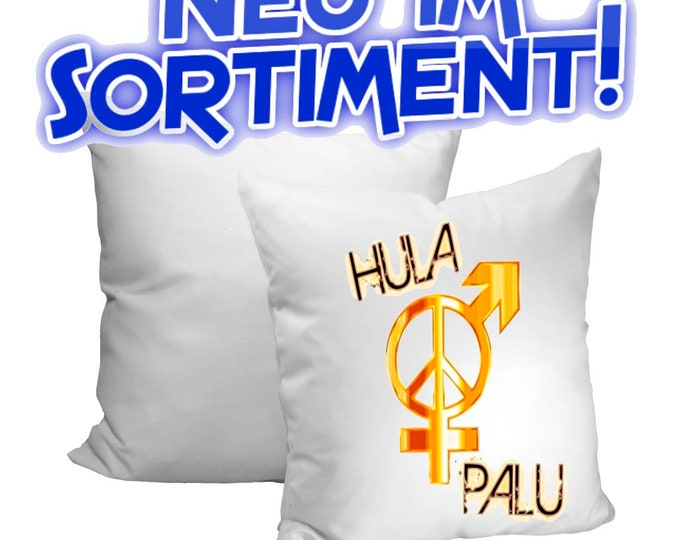 Hulapalu Pillow Gift Birthday