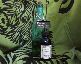 Psychic Attack Anointing Oil