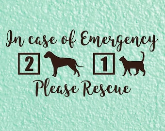 pet rescue stickers _fire_safety_ There are so many pet rescue stickers  available for your home and