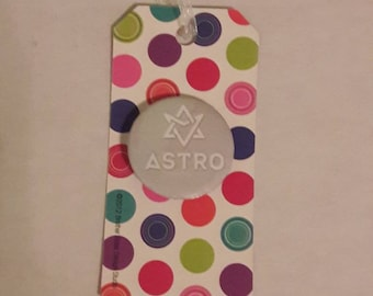 Astro kpop pin/badge/button 1 inch