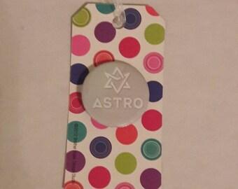Astro kpop pin/badge/button 1 inch