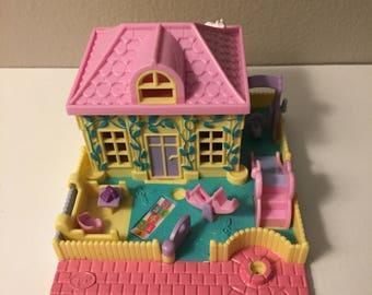 1994 Bluebird Polly Pocket nursery school No dolls