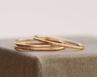14K Gold Filled Ring|Gold Tree Bark Ring|Gold Filled Ring|Thin Gold Ring|Gold Ring|Minimalist Ring|Gold Minimalist Ring|Gold Stacking Ring