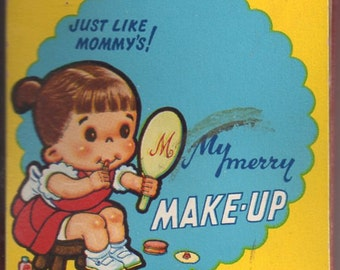 1955 My Merry Make-up Kit