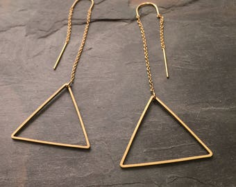 Large trapeze threaders