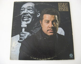 Kenny Burrell - Ellington Is Forever - Circa 1976