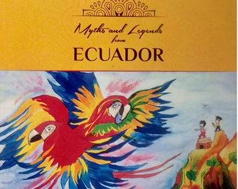 Myths and Legends of Ecuador