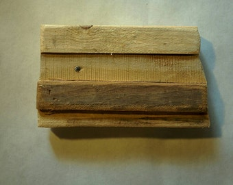 North Dakota - Reclaimed Wood Cutout