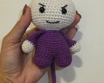 Crochet Devil Doll