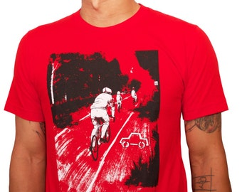 Aftermass Future of Bicycling T-Shirt
