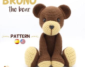 León Amigurumi Tutorial : Lion crochet pattern amigurumi patterns pdf tutorial tyrion