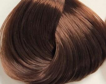 Nylon Doll Hair, Deluxe OOAK, Hossenfeffer Tress, Rerooting