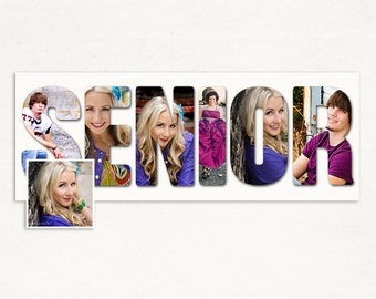 Senior Facebook Timeline Cover Photoshop PSD Template - ID233, Instant Download