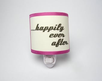 Happily Ever After nightlight