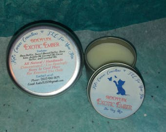 All Natural Body Butter Shea Butter Moisturizing