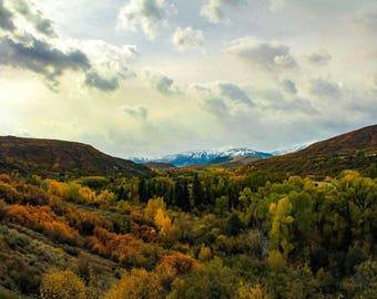 Fall in Aspen