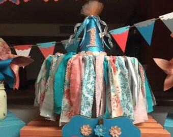 Cake Stand Garland