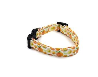 Just Peachy Georgia Peach Dog Collar