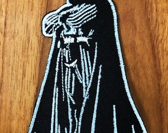 New Darth Vader Star Wars Embroidered Iron On Patch Applique Anakin Skywalker