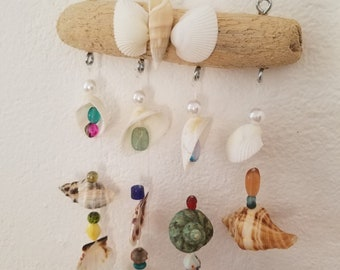 Wind Chime with Seashells/ Wind Chime inspired by the Ocean