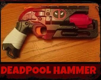 Nerf Hammershot--Deadpool