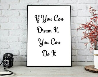 If You Dream It