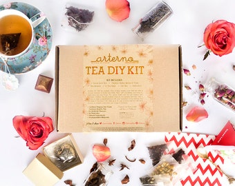 DIY TEA KIT | Gift Box