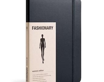 Fashion Designer SKETCHBOOK | Fashionary A5 Mens Sketchbook
