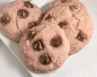 Chocolate Chip Cookie Soap Favors /  Party Favors / Food Soap / Dessert Soap