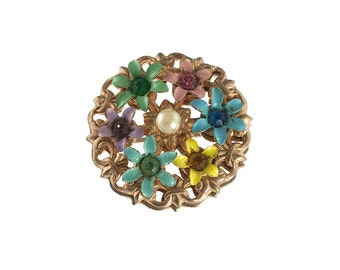 SALE--Small Flower Pin