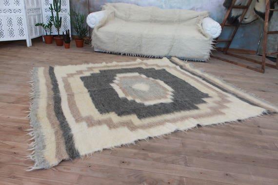 Beige wohnzimmer teppich skandinavischen teppich weichen
