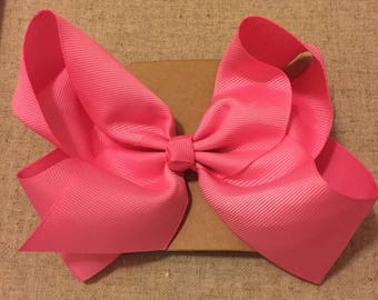 """6"""" Boutique Hairbow"""