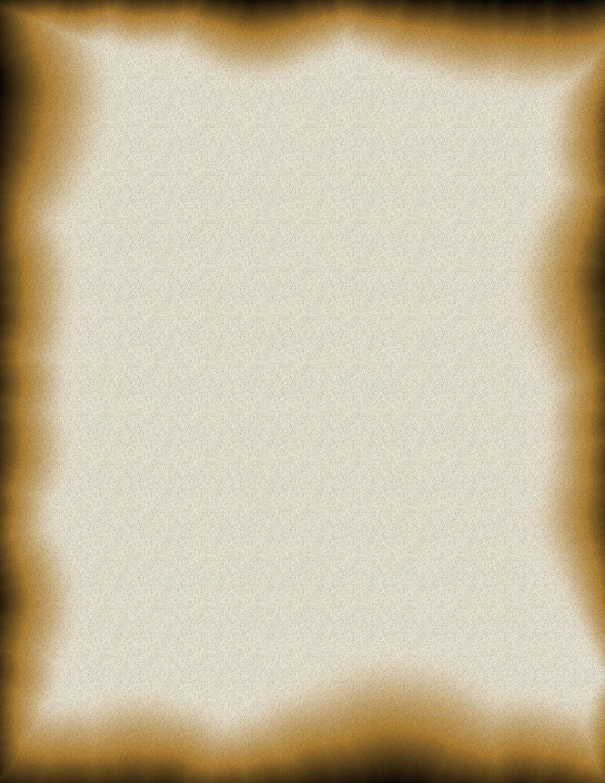 Burnt Paper 8.5x11 Digital Burnt Paper Instant Download for