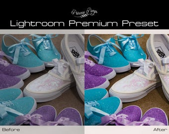 Digital - Outdoor Color Bump Product Professional Lightroom Preset Photo Editing for Listings