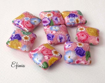 set of 8 beads cushion 8 pillow beads
