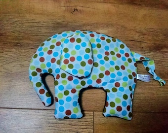 Elephant Microwavable Wheat Bag,  Heating Pad, Hottie,  Cool Pack