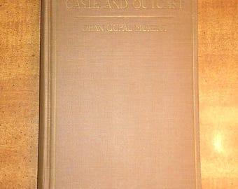 1925 signé Emilie Guillaume Mukerji Caste et banni livre Vintage