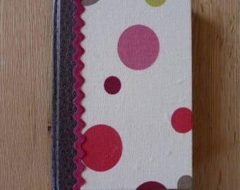 Colorful polka dot Planner