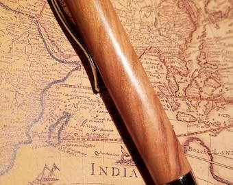 Tamboti Exotic Wood Atlas Pen