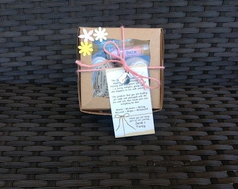 Mother's Day MEDIUM Gift Pack - Paraben/Sulfate Soap and Lip Balm