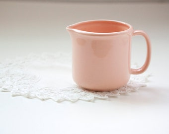 Small Pitcher or Creamer, Stoneware
