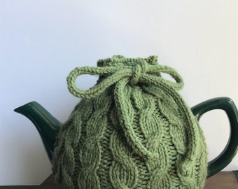Knitted Teapot Cosy