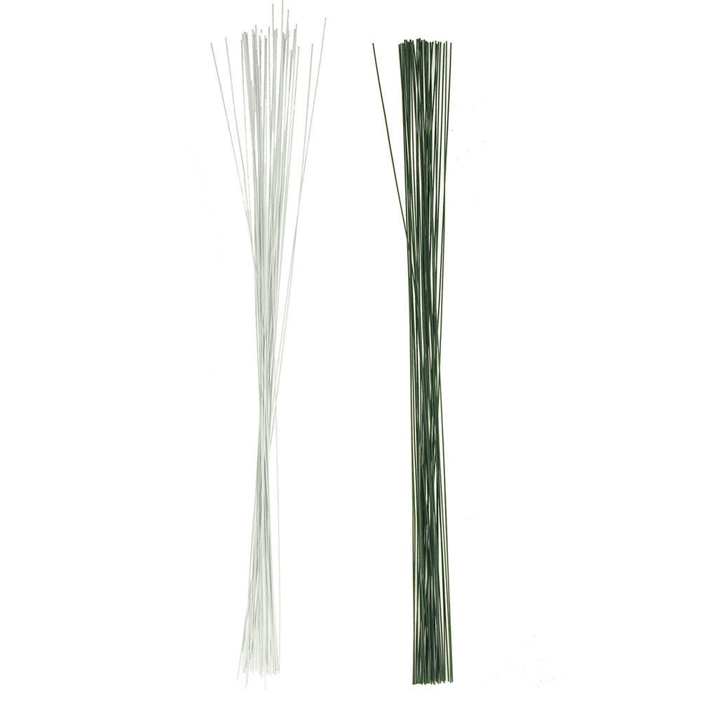Aluminum Floral Wire, 20 Gauge, 18-Inch, 20 Count from PartySpin on ...